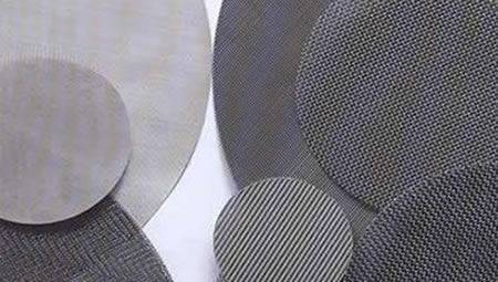 Twill Dutch Weave Micronic Stainless Steel Filter Cloth
